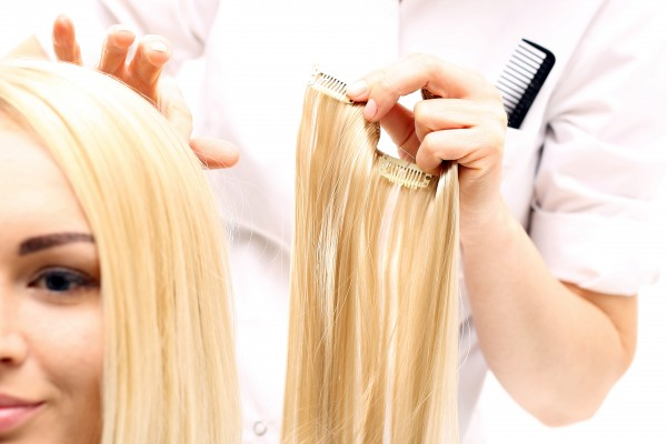 Perfekte Haar-Extensions - Ihr mobiler Friseur in Hamburg