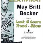 Fortbildung  May-Britt Becker Trendfrisuren Sebastian Böhm